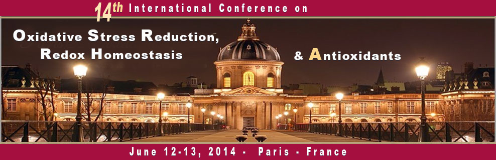 Antioxidants international conference 2014